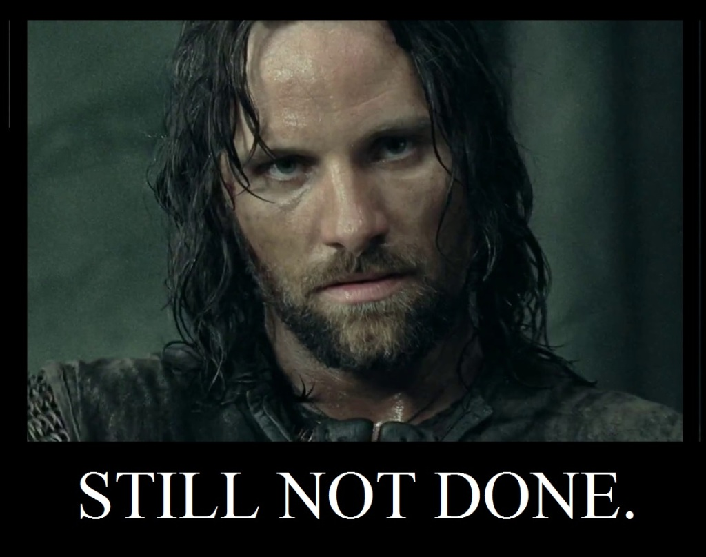 Writer Aragorn 4